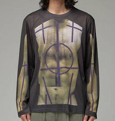 "WOW! New Tags Craig Green ""Body"" t shirt long sleeve XL $305"
