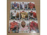 Euro 2012 Panini Cards