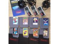 Sold - Nintendo NES Games and Controllers