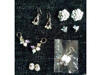 Earrings - Costume Jewellery