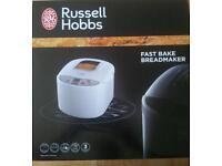 Russell Hobbs 18036 Fast Bake Breadmaker New In Box