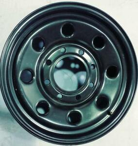 JANTES DACIER / STEEL RIMS 18'' 8 X 180 TAKE OFF HUB 124 ( 4 DE DISPONIBLES)