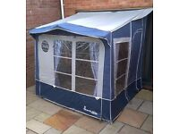 ISABELLA MINOR CARAVAN PORCH AWNING - IN BLUE