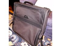 ATLANTIC SUIT BAG, BLACK, IN SUPERB CONDITION
