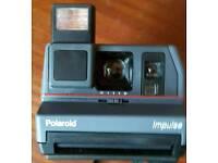 Camera polaroid impulse