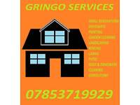 Garden services high quality and cheap