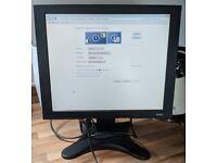 iiyama AS4332UT 17 inch monitor