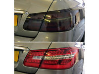 Vinyl wrapping, de-chroming, window tinting, HID kits in Rochdale Oldham Bury Manchester Middleton