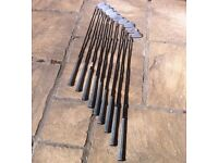 Complete Golf Club Set - Irons, Woods, Bag and Balls