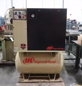 Ingersoll Rand UP6-7.5-125 Rotar Screw Air Compressor