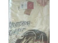 levis t-shirt size medium