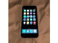 IPhone 6 space grey 16 GB unlocked