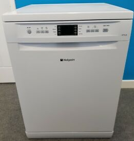 Hotpoint Dishwasher FDYF11011P/FS20552 ,6 months warranty, delivery available in Devon/Cornwall