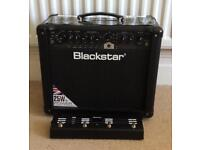 Blackstar ID:15 modelling combo & footswitch