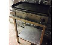 Industrial Catering Restaurant Business / Kitchen HOT PLATE, used for sale  Belfast