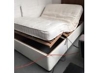 ** DOUBLE ELECTRIC BED IN GOOD CONDITION - CAN DELIVER **