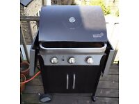 Gas BBQ / barbecue - 3 burner