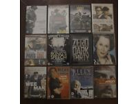 12 dvds in excellent condition