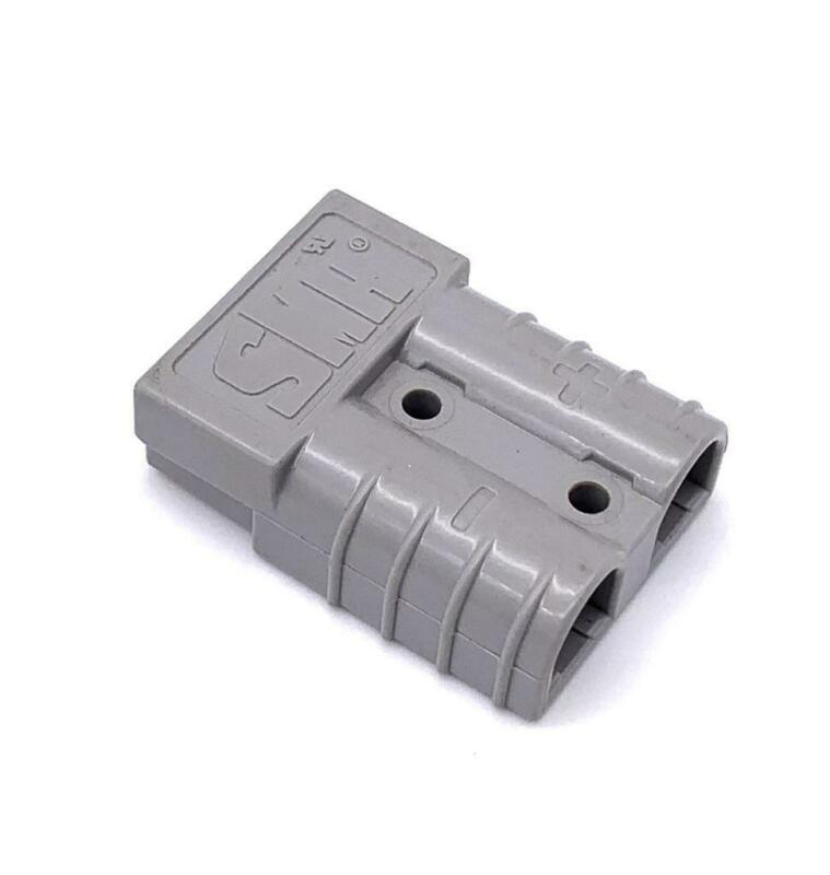 Total Source SY6319 50 Series Gray Connector 6 GA