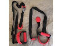 Lifeline Jungle Gym XT Bodyweight Suspension Training System Straps