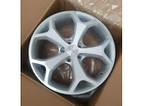 """x4 17"""" Ford Focus ST Style Alloy Wheels Silver Focus St Rs Mondeo Kuga"""