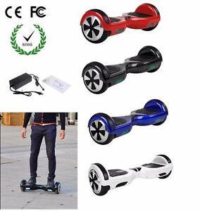 Easy People Two Wheel Bluetooth + Speakers Self Balancing Motorized Scooter hover Board + UL, FC, CE Certificate