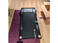 REDUCED Under-desk office treadmill. Used once!