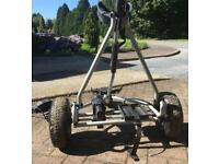 Powakaddy Golf cart, winter tyres charger and carry bag
