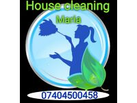 Cleaning houses in Woking