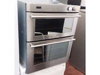 Stoves 700GDO Built In, INTEGRATED Double Gas Oven