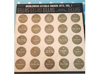 Elvis World Wide 50 Fold Award Hits (vinyl collection) v1