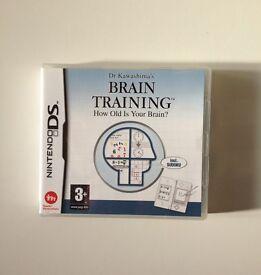 Nintendo DS Game - Brain Training £4
