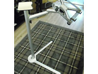 Aluminium Laptop/Tablet Stand. Fully adjustable for any device