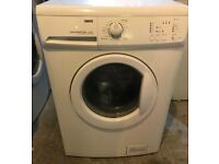 45 Zanussi ZWN6120L 8kg 1200Spin White A++ Rated Washing Machine 1 YEAR GUARANTEE FREE DEL N FIT