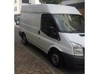 10 reg Ford transit side londing door long mot