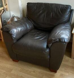 Large armchair (for free upon collection)