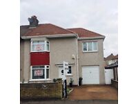 4 Bedroom House for Sale in Garrowhill, Offers over £185k