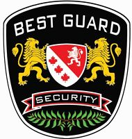 Security Guards for Mississauga, Ontario