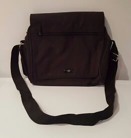 Black handbag/Messenger Bag