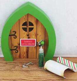 Christmas elf Door / Pixie Door / Elf on the Shelf job lot