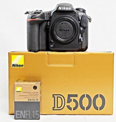 Nikon D500 from eBay