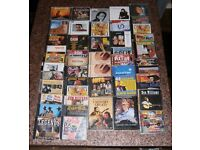 Music CD's Country and 60's