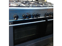 kenwood-double-oven dual fuel