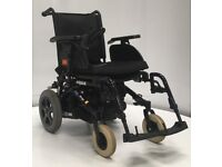 INVACARE MIRAGE 2015 ELECTRIC WHEELCHAIR