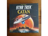 Star Trek Catan (2nd Edition) Board Game (NEW & SEALED)