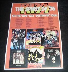 Kiss-The-Spirit-Of-76-tour-promo-poster-repro