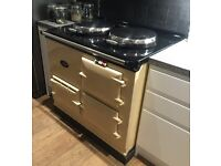 4 year old perfect condition 3 door electric Aga available now
