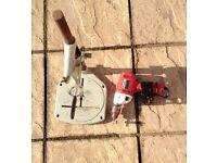 Black & Decker drill and drill press