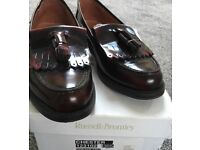 Chester ox blood loafers