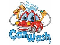 CAR WASH & WALETING STAFF REQUIRED